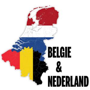 Belgie & Nederland, buiten Antwerpen & rand