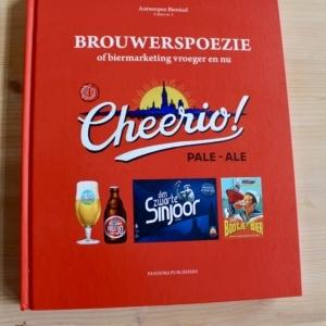 Boek Brouwerspoezie